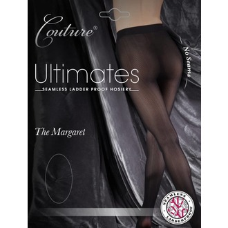 pančucháče LEGWEAR - couture ultimates - the margaret - black, LEGWEAR