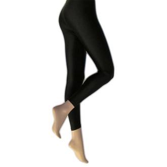 nohavice dámske (legíny) LEGWEAR - Shimmer look - Black, LEGWEAR