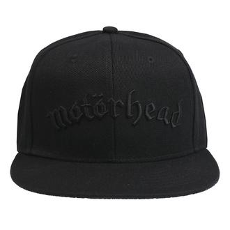 šiltovka Motörhead - Logo & Warpig - ROCK OFF, ROCK OFF, Motörhead