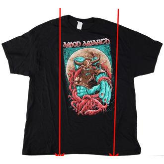 tričko pánske Amon Amarth - Spartan - JSR - POŠKODENÉ, Just Say Rock, Amon Amarth